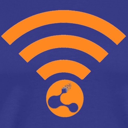 BE CONNECTED CAREFREE - Men's Premium T-Shirt