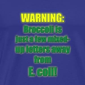 Toxic Broccoli! - Men's Premium T-Shirt