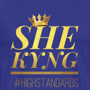 HIGH STANDARDS - Men's Premium T-Shirt