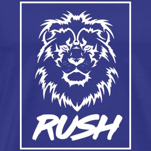 RUSH LION - Men's Premium T-Shirt