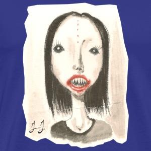 Girlfang by Jessica J - Men's Premium T-Shirt