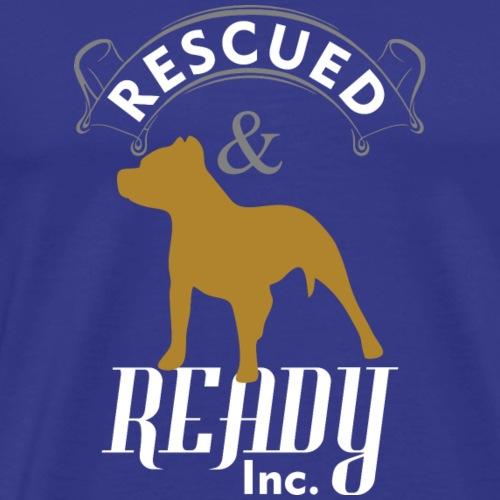 Rescued & Ready, Inc. - Men's Premium T-Shirt