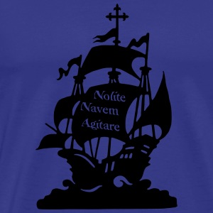 DON'T ROCK THE BOAT! - Men's Premium T-Shirt