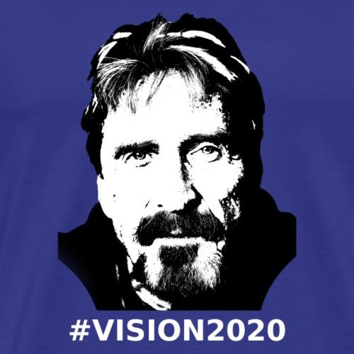 Vision 2020 - Men's Premium T-Shirt