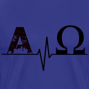 The Alpha & Omega - Men's Premium T-Shirt