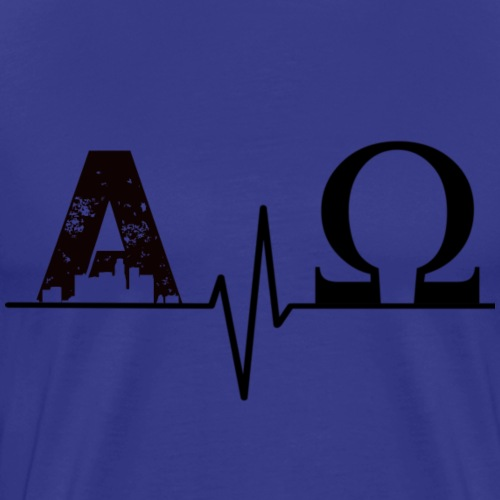 The Alpha & Omega - Men's Premium T-Shirt
