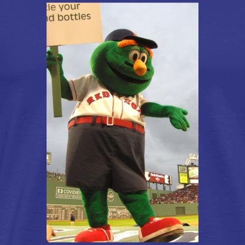 Wally the green monster - Men's Premium T-Shirt