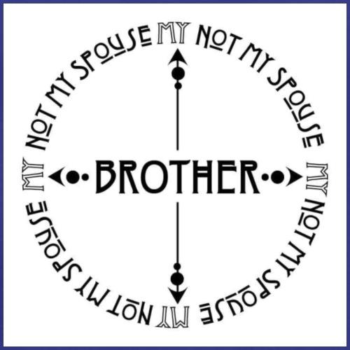 BROTHER - Men's Premium T-Shirt