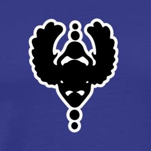 scarab black logo - Men's Premium T-Shirt