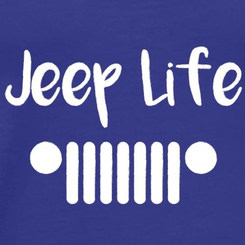 Jeep Life Shirt - Men's Premium T-Shirt