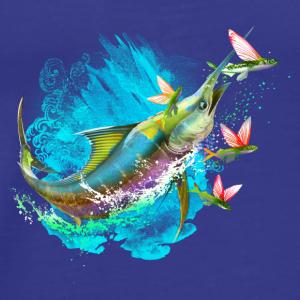marlin - Men's Premium T-Shirt