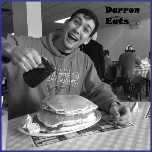 Darron Eats - Men's Premium T-Shirt