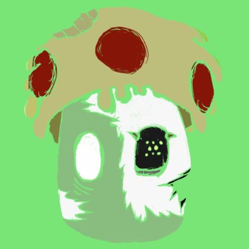 Zombie Shroom - Men's Premium T-Shirt