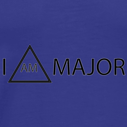 I AM MAJOR - Men's Premium T-Shirt