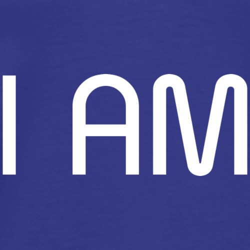 I AM Affirmation T-Shirts & Sweatshirts - Men's Premium T-Shirt