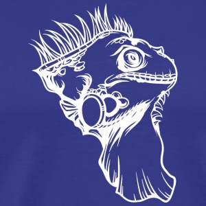 eguana_white - Men's Premium T-Shirt
