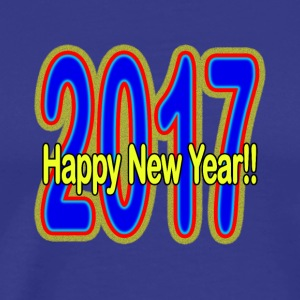 Happy_New_Year - Men's Premium T-Shirt