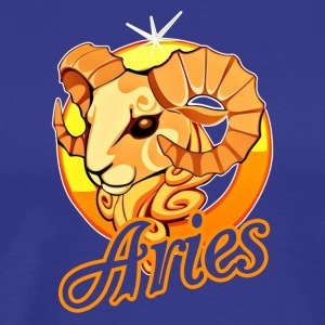 ARIES TEE SHIRT - Men's Premium T-Shirt