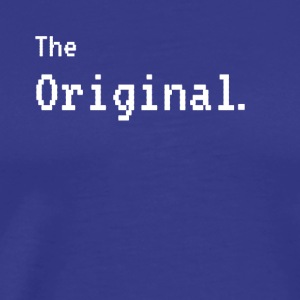 The Original - The Remix Funny Matching - Men's Premium T-Shirt