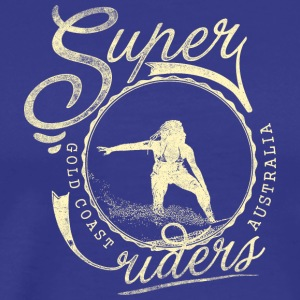 super_surfer - Men's Premium T-Shirt