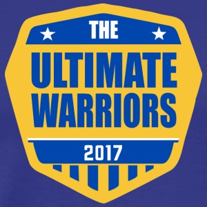 The Ultimate Warriors Celebration - Men's Premium T-Shirt