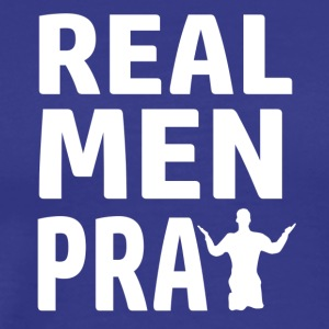 pray design - Men's Premium T-Shirt
