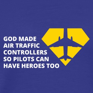 Air traffic Controllers - Men's Premium T-Shirt