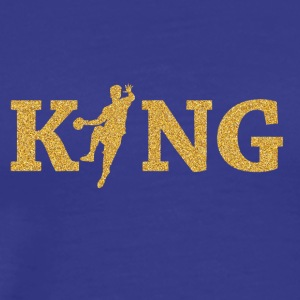 King Handball - Men's Premium T-Shirt