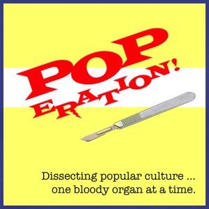 POPeration! - Main Logo - Men's Premium T-Shirt