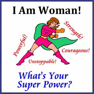 I am woman what's your super power? - Men's Premium T-Shirt