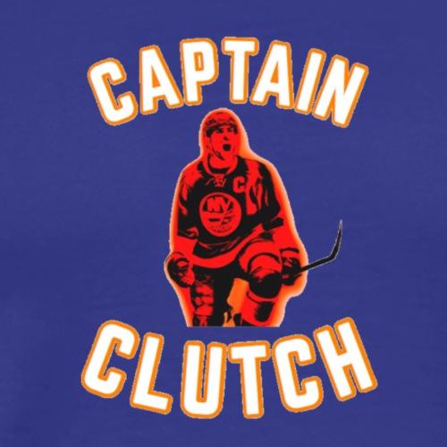 John Tavares Captain Clutch - Men's Premium T-Shirt