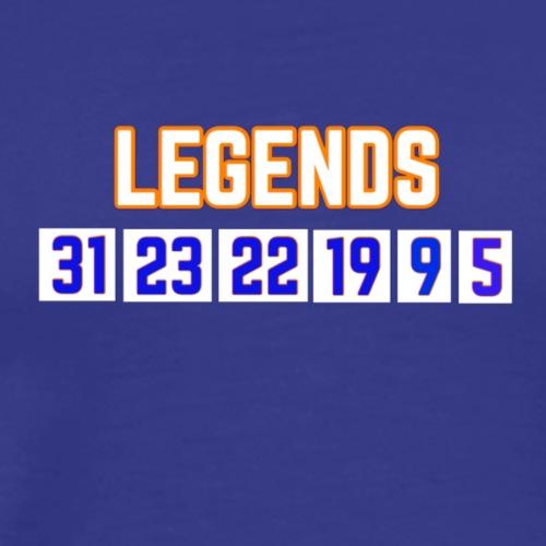 ISLANDERS LEGENDS - Men's Premium T-Shirt