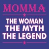 Momma The Woman The Myth The Legend - Men's Premium T-Shirt