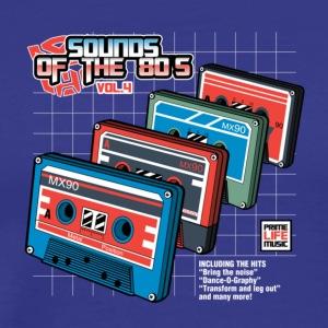 Sounds of the 80s Vol 4 - Men's Premium T-Shirt