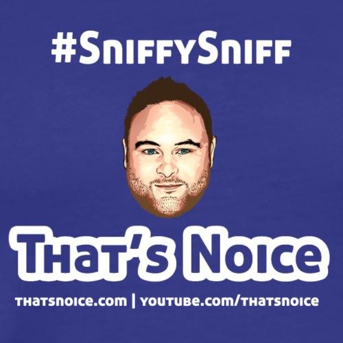 Sniffy Sniff Design - Men's Premium T-Shirt