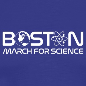 marchForScience - Men's Premium T-Shirt
