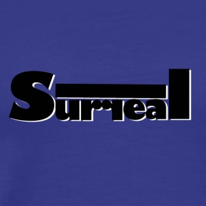 Surreal logo - Men's Premium T-Shirt