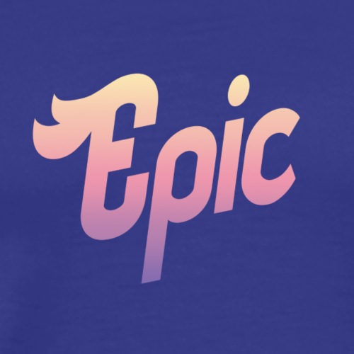 EPIC - ideal Scrum shirt and Scrum gift - Men's Premium T-Shirt