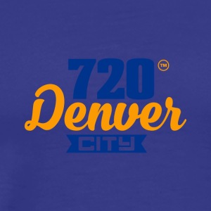 720DENVER CITY - Men's Premium T-Shirt