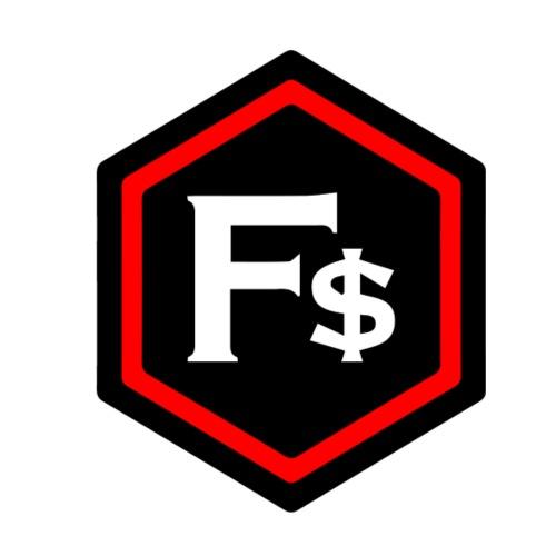 F$ - Red - Men's Premium T-Shirt