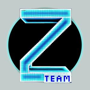 LilZTV's Z Team LOGO - Men's Premium T-Shirt