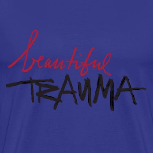 Beautiful Trauma - Men's Premium T-Shirt