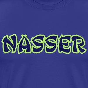 Nasser El Sonbaty - Men's Premium T-Shirt