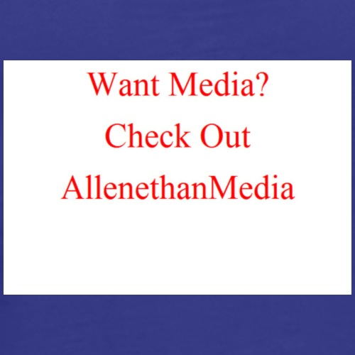 Want Good Media????? - Men's Premium T-Shirt