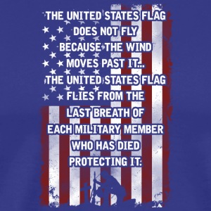 The United States Flag - Men's Premium T-Shirt