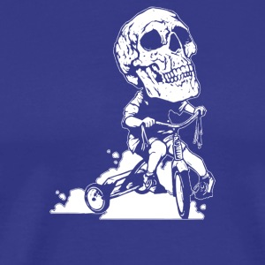Big Head Skull - Men's Premium T-Shirt