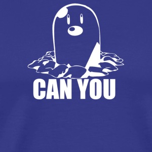Can You Dig - Men's Premium T-Shirt