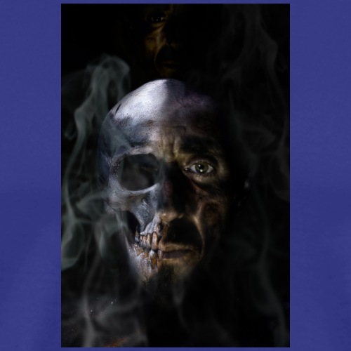 Isle of Zombie Selfie - Men's Premium T-Shirt