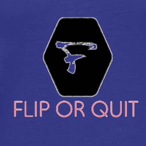 Classic F logo - Men's Premium T-Shirt