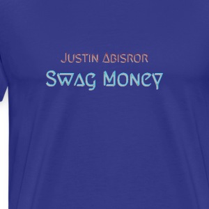Swag Money - Men's Premium T-Shirt